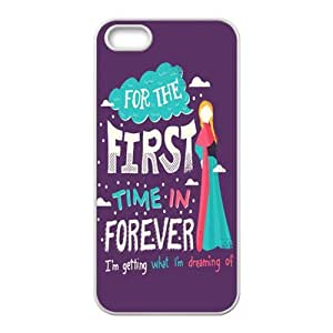 Frozen representative song Cell Phone Case For Iphone 5/5S Cover