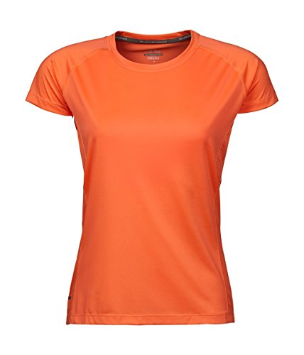 Ladies Cool de Dry té Sun Orange
