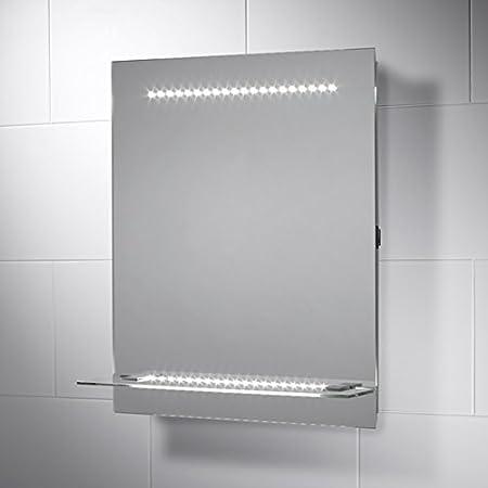 pebble grey bathroom mirror reno led illuminated bathroom mirror