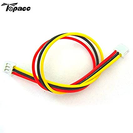 150mm 15cm JST-ZH 1 5mm 3P 3 Pin AV Cable Wire For FPV