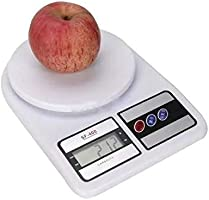 Balança Digital De Cozinha SF400 Até 10kg escala 1 grama