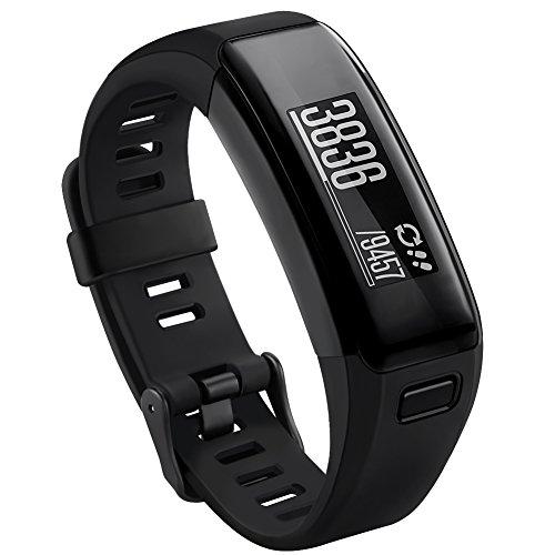 NaHai Compatible Garmin Vivosmart HR Replacement Bands, Sport Wristband Strap Accessories for Garmin Vivosmart HR