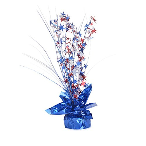 Darice 4th of July Table Red White and Blue Home Decoration by Darice