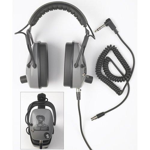 Cheap Detectorpro Gray Ghost Ndt Metal Detector Headphones