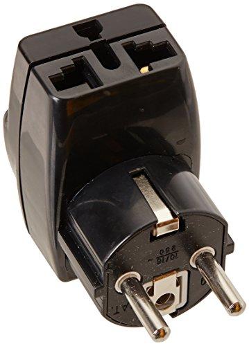 Tmvel TRIADAPT Universal Adapter Grounded
