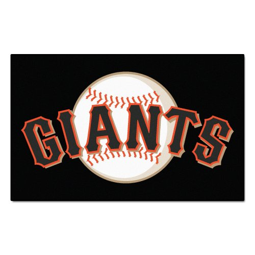 (Fan Mats San Francisco Giants Utility Mat Ulti-Mat/59.5