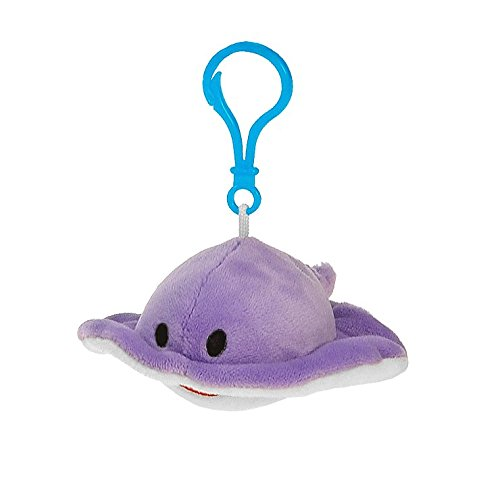 (Fiesta Toys Lil Huggy Keychains Susie Stingray Stuffed Toy 3.5