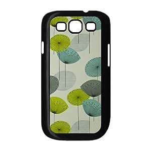 Colorful Stripes Design Custom Cover Case for Samsung Galaxy S3 I9300,diy phone case ygtg601839