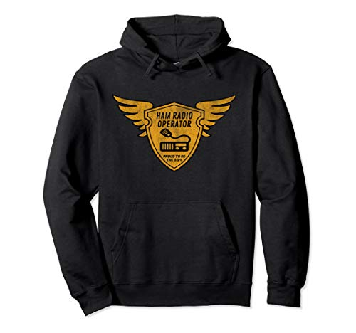 Ham Radio Operator Hoodie - For Signalers and Technicians