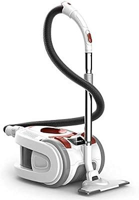 ZHIN Hogar Aspirador/Agua aspiradora de Filtro, Wet & Limpieza en seco, asa retráctil, la operación del pie, 7 Velocidad de Ajuste del Viento, Conveniente for el hogar/Comercial: Amazon.es: Hogar