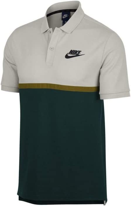 NIKE M NSW Polo Matchup PQ NVLTY - Polo, Hombre, Multicolor(Light ...