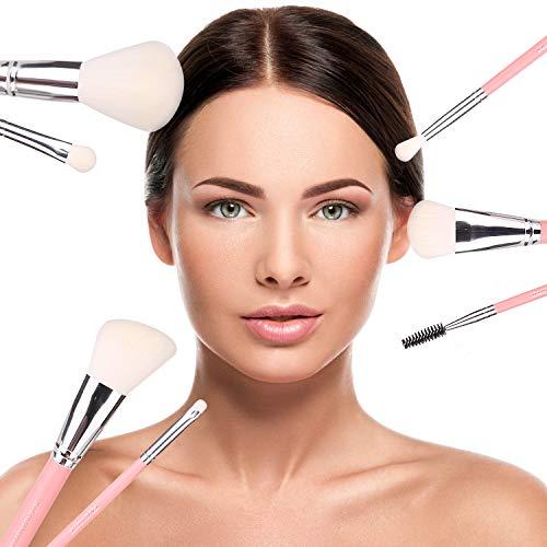 Makeup Brushes Set Professional Premium Synthetic Brush Blending Face Powder Blush Concealers Eye Cosmetics Make Up Kits 11PCS