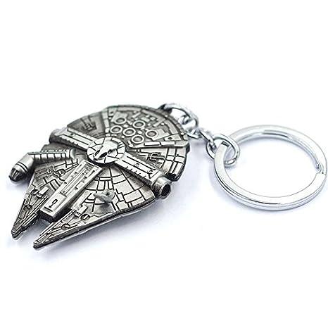 Amazon.com: Star Wars Millennium llavero con el embalaje ...