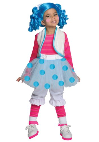 Lalaloopsy - Mittens Fluff 'N' Stuff Doll Toddler / Child Costume, Toddler (2/4)]()
