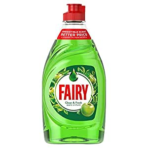 Fairy Limpio & Fresco Lavavajillas a Mano - 383 ml: Amazon ...