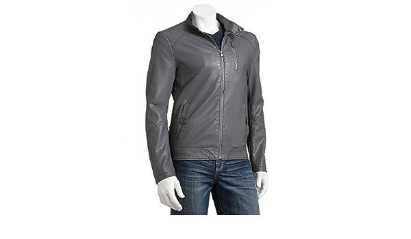 New Men Leather Jacket Soft Lambskin Motorcycle Bomber Party Jacket KL421