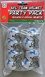 Riddell 9585533011 Detroit Lions Team Helmet Party Pack