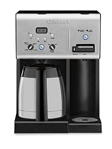 Cuisinart CHW-14 Coffee Plus 10-Cup Thermal Programmable Coffeemaker and Hot Water System