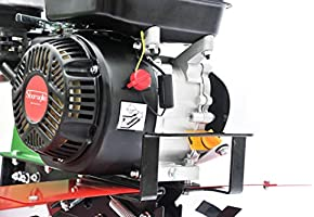 Sbaraglia A3010 - Motoazada de gasolina con carrete de 1 m ...