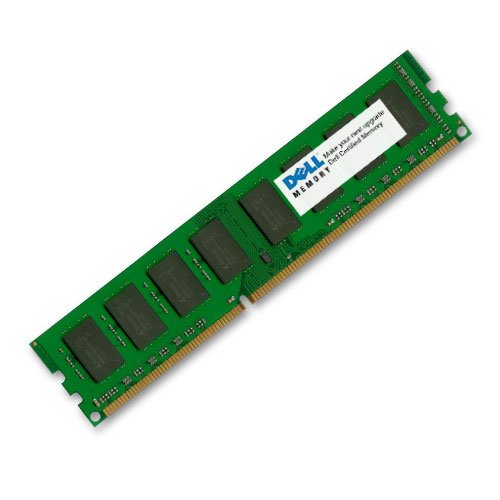 Dell Inspiron Memory Upgrade (2 GB Dell New Certified Memory RAM Upgrade for Dell Inspiron 580s Desktops SNPY996DC/2G A3414609)