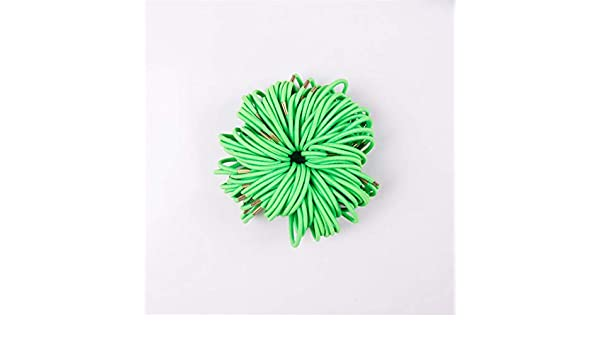 50Pcs//lot Elastic Ropes Women Girls/' Hair Bands Hair Accessories Ponytail Holder