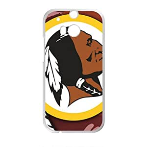 Washington Redskins Bestselling Hot Seller High Quality Case Cove Hard Case For HTC M8