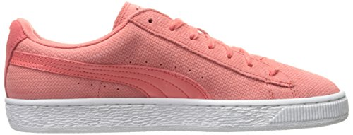 PUMA Women's Basket Remaster Wn's Fashion Sneaker Porcelain Rose new arrival online cheap online clearance official sale new OrQnyRQOI7