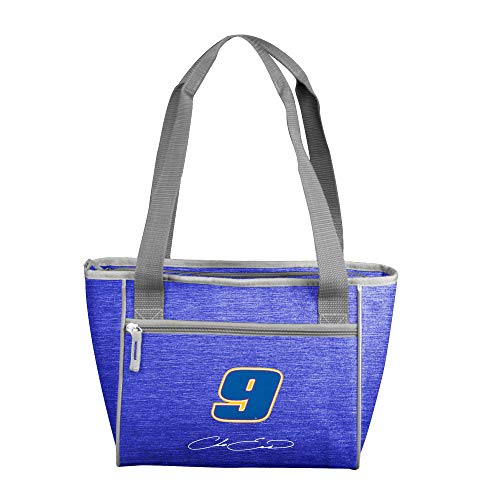 Logo Brands NASCAR Hendrick Motorsports 16 Can Cooler Tote, one Size, Royal
