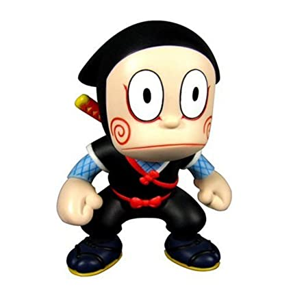 Amazon.com: Vinyl Collectible Dolls Ninja Hattori-kun Old ...