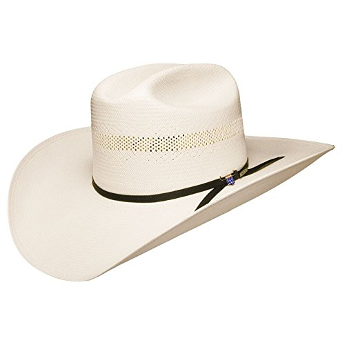 Resistol Men's Ustrc Big Money Hat, Natural, 7 1/8