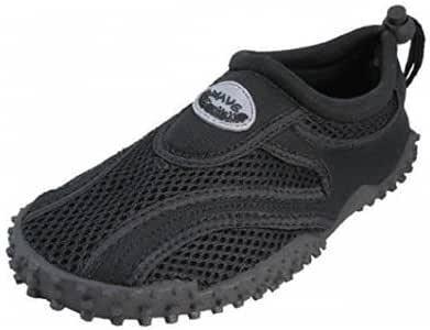 G4U-SVB B5908A Mens 4 Colors Water Shoes Aqua Socks Slip on Athletic Pool Beach Surf Yoga