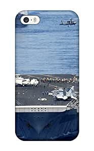 New Premium Flip Case Cover Aircraft Skin Case For Iphone 5/5s