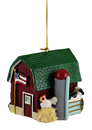 JWM All American Barnyard Hanging Ornament