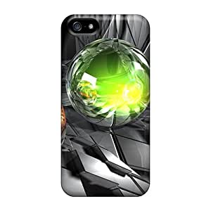 Quality Jeffrehing Case Cover With Prison Ball Nice Appearance Compatible With Iphone 5/5s