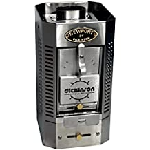 Dickinson Marine 00-NEWSF Newport Solid Fuel Heater