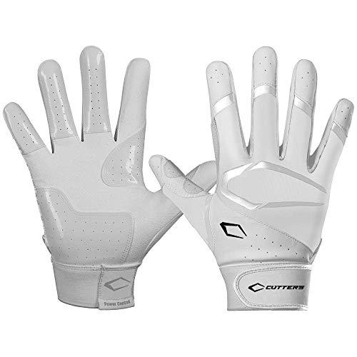 Power Control 2.0 Batting Gloves Wht/Wht A/L