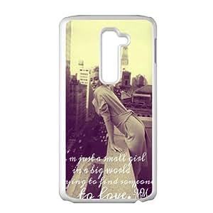 marilyn monroe miami heat Phone Case for LG G2 Case