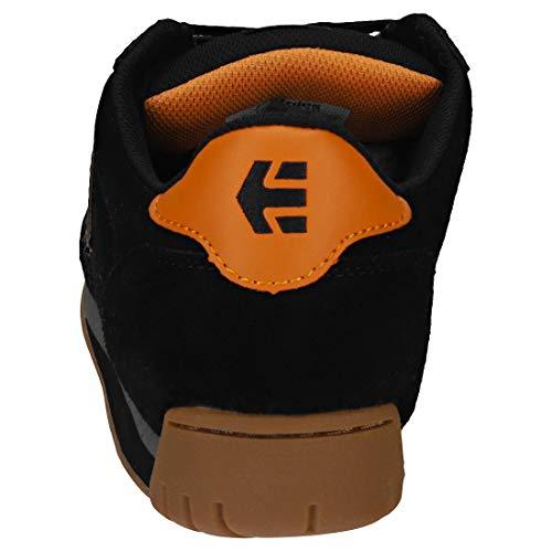 Negro de Zapatillas Cut Dorado skate 4101000365 LS Lo cuero II Gris 465 para Etnies hombre de pAnFqWz