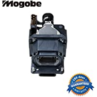 Mogobe ET-LAB50 Compatible projector lamp with housing Fit for PANASONIC PT-LB50/ PT-LB50EA/ PT-LB50NT/ PT-LB50NTE/ PT-LB50SE/ PT-LB50SU/ PT-LB50U/ PT-LB51/ PT-LB51EA/ PT-LB51NT projector