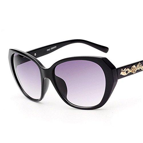 KaiSasi Flower Edge Fashion Trend Sunglasses Lady Sunglasses UV Protective - Edge Pacific Sunglasses