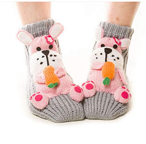 Mydufish Free Shpping,Christmas Socks for Women,Floor Santa Socks, Decorations,Christmas