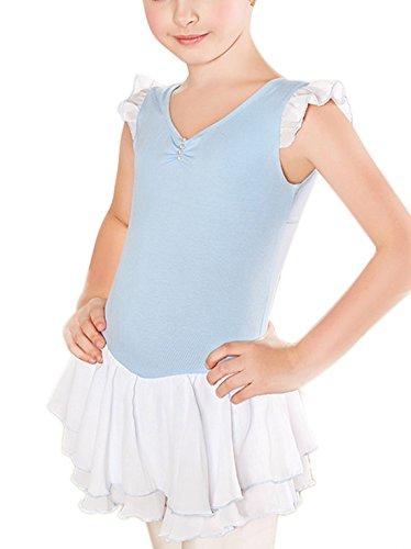 Toddler Girls Dance Ballet Leotard Ballerina Dancing Dres...