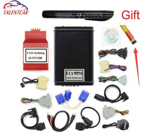 Scan Tools FVDI 2014 ABRITES Commander with 18 Full Software AVDI Fvdi  Abrites Full Version Professional Diagnostic Tool Hot Selling - (Color:  Fvdi