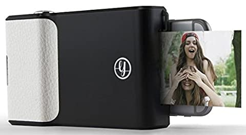 Prynt PW100003-BL Get Instant Photo Prints with The Prynt Classic for Apple iPhone 6 and iPhone 6s - (Photo Printer For Iphone 6)