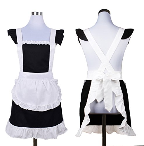Frilly Kitchen Cooking Cleaning Costume product image