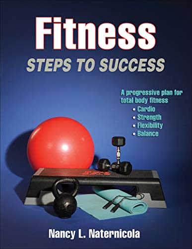 Fitness: Steps to Success (STS (Steps to Success Activity) by [Naternicola, Nancy Louise]