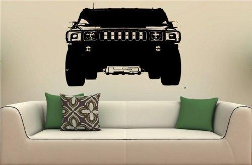 hummer-h2-front-bumper-wall-art-sticker-decal-1670