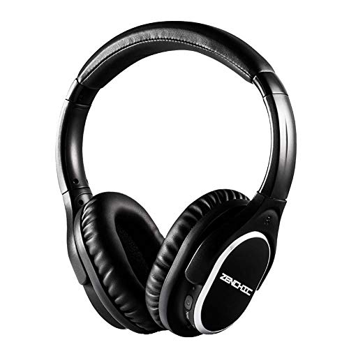 Wireless RF Headphones for TV Watching, Over-Ear Stereo Headsets for Hard of Hearing, 330ft Signal Range, Light Weight & Extra Padding for Superior Comfort, Easy Set Up, 10Hours(Headphone only)