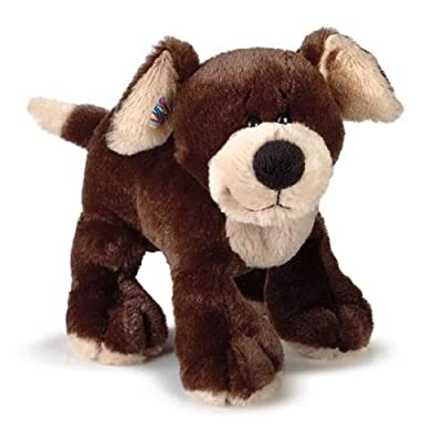 Webkinz HM348 Mocha Pup Plush Animal: Toys & Games