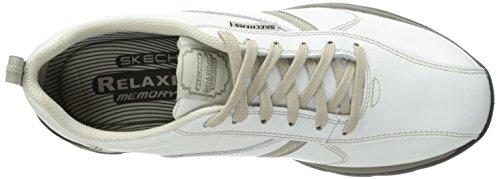 Sneakers Skechers White black Levoy Shape Uomo Da ups Superior p1RqIw